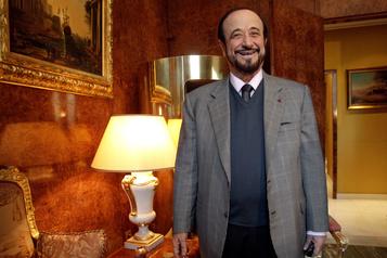 Ouverture du procès de l'oncle de Bachar al-Assad à Paris