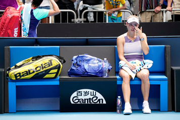 Caroline Wozniacki termine sa carrière sur une défaite au 3e tour