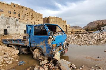 Yémen Après la guerre et la famine, des inondations meurtrières)