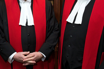 Des accusés ontariens et québécois plaident la COVID-19 pour être libérés