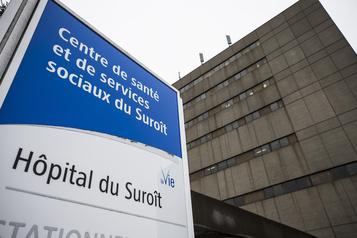 L'Hôpital du Suroît aura un nouveau bâtiment en septembre