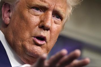 Donald Trump visé par une nouvelle accusation d'agression sexuelle)