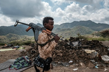 Éthiopie De «violents combats» dans une région limitrophe du Tigré)