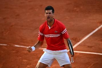 Roland-Garros Djokovic, trop fort l'ancien! )