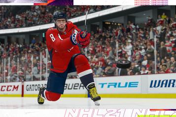 NHL21: du hockey comme dans le temps★★★★)
