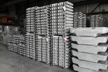 Aluminium  Sotrem-Maltech: mission, sauver l'aluminium de l'enfouissement)