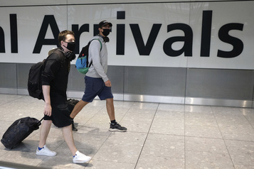 Madrid critique la décision de Londres d'imposer une quarantaine)