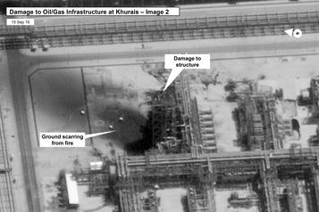 L'armement utilisé dans les attaques en Arabie saoudite «provient d'Iran»