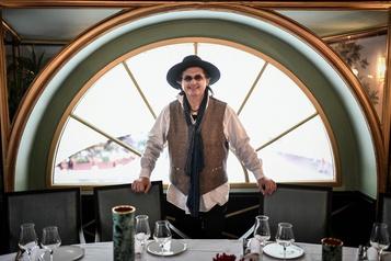 Marc Veyrat inaugure un restaurant à Paris