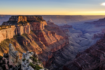 Le Grand Canyon fermé au public
