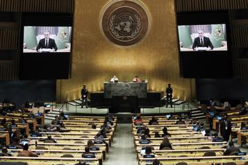 Les talibans veulent s'adresser à l'ONU au nom de l'Afghanistan)