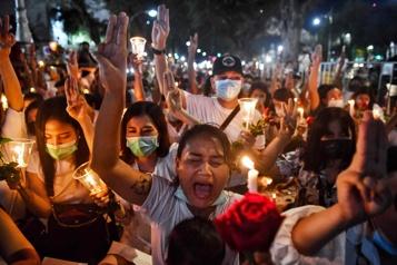 Birmanie De nouvelles sanctions américaines en réponse à «l'escalade» de la répression)