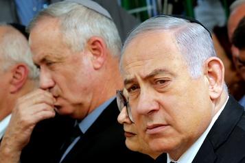 Israël La coalition au pouvoir déjà sur le point d'imploser)
