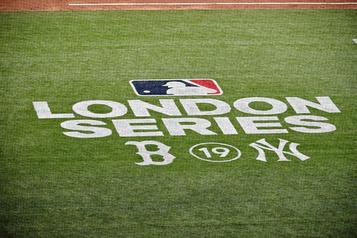 Le Baseball majeur annule ses matchs à Londres