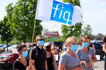 Négos entre Québec et la FIQ «Silence radio» sur les salaires)