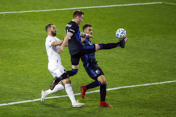 L'Impact l'emporte 2-1 contre l'Inter Miami)