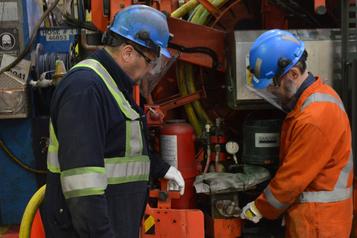 Industrie minière Le virage «sécurité»  de la mine Raglan)