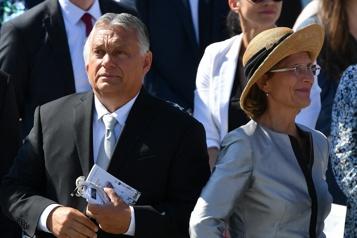 Hongrie Orban accuse l'UE de bloquer des fonds à cause de sa loi anti-LGBT)