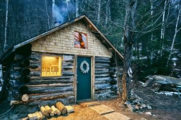 Des Fêtes d'antan au «Petit lodge»)