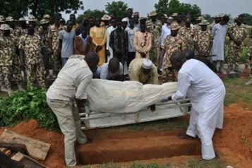 Neuf policiers tués dans le nord-ouest du Nigeria)