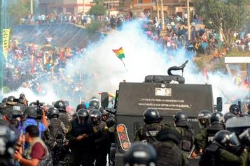 Cinq paysans pro-Morales tués dans des heurts en Bolivie
