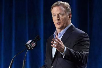 Goodell s'adresse aux partisans avant le début de la saison de la NFL)