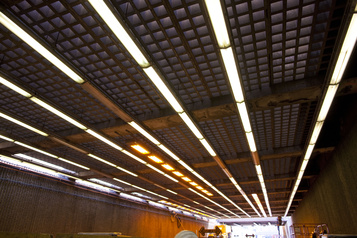 Tunnel Viger: les voies bloquées rouvertes à la circulation)