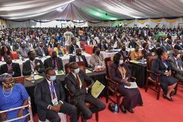 Soudan du Sud Le Parlement siège pour la première fois, en l'absence du président)