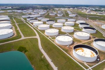 Le pétrole au plus haut depuis un peu plus d'un an)