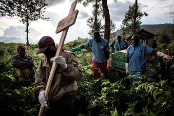 Ebola en RDC: 2231 morts et plus de3000cas de contamination