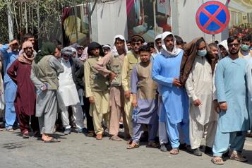 Afghanistan L'UE annonce 100 millions d'euros d'aide humanitaire supplémentaires)