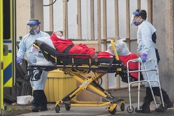 CHSLD Maimonides Des résidants infectés transférés à l'hôpital)