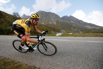 Cyclisme Tom Dumoulin prend une pause pour réfléchir à son avenir)