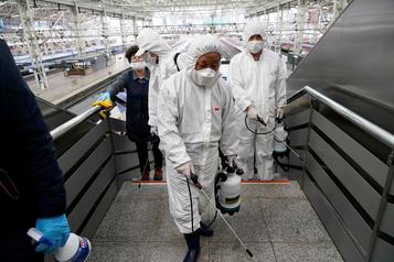 Corée du Sud: premier soldat américain testé positif au coronavirus