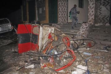 Somalie Plus de dix personnes tuées par l'explosion d'un véhicule piégé à Mogadiscio)