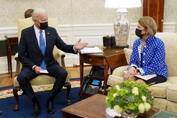 Plan d'infrastructures Les négociations piétinent entre Joe Biden et les républicains)