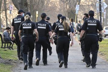 84% des policiers du SPVM vivent en banlieue)