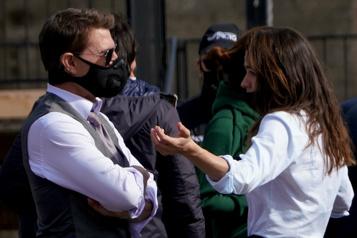 Cas de COVID-19 Le tournage de Mission: Impossible interrompu)