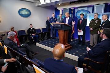 Malgré la crise, Washington lance une opération antidrogue en Amérique latine