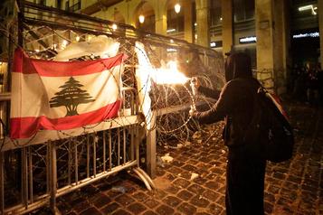 Nouveaux heurts à Beyrouth: 90 blessés