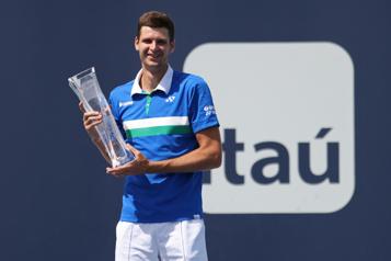 Tournoi de Miami Un premier titre Masters1000 pour Hubert Hurkacz)