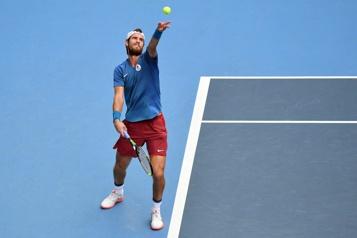 Tennis Karen Khachanov qualifié pour la finale)