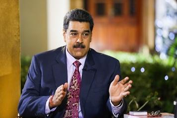 Maduro traite Pompeo de «clown raté» pour son soutien à Guaidó