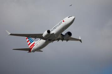 Les boursicoteurs révoltés font grimper l'action d'American Airlines)