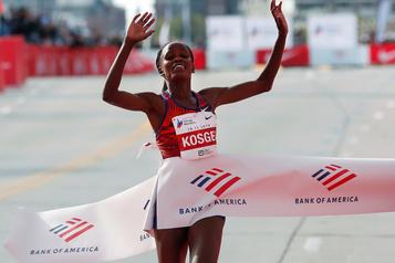 Marathon de Chicago: Brigid Kosgei établit un nouveau record du monde