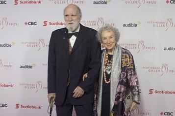 Le conjoint de Margaret Atwood meurt à 85ans