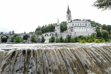 Coronavirus: fermeture du sanctuaire de Lourdes