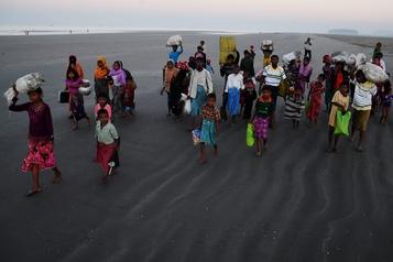 Retour de Rohingya en Birmanie: sur une base volontaire, insiste l'ONU