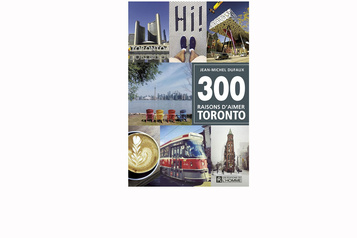 On a lu: 300 raisons d'aimer Toronto