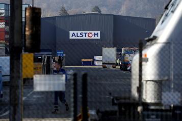 Bombardier va céder sa participation restante de 3,1% dans Alstom)